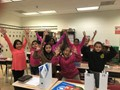 """Mrs. Park's Class Wins """"Class of the County."""""""