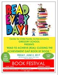 CCFA Read to Achieve Book Festival