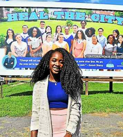 """Trenton Central High School Graduate Receives Full Ride to Princeton University"""