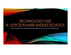 Tehcnology Use in Middle School