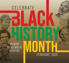 Black History Month - Links to Youtube Videos
