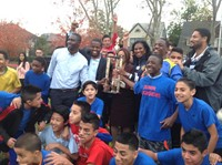 2014 Boys And Girls Middle School Soccer Champions Dunn School