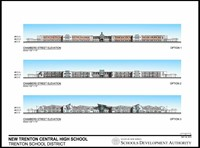 3 Options for A New Trenton Central High School