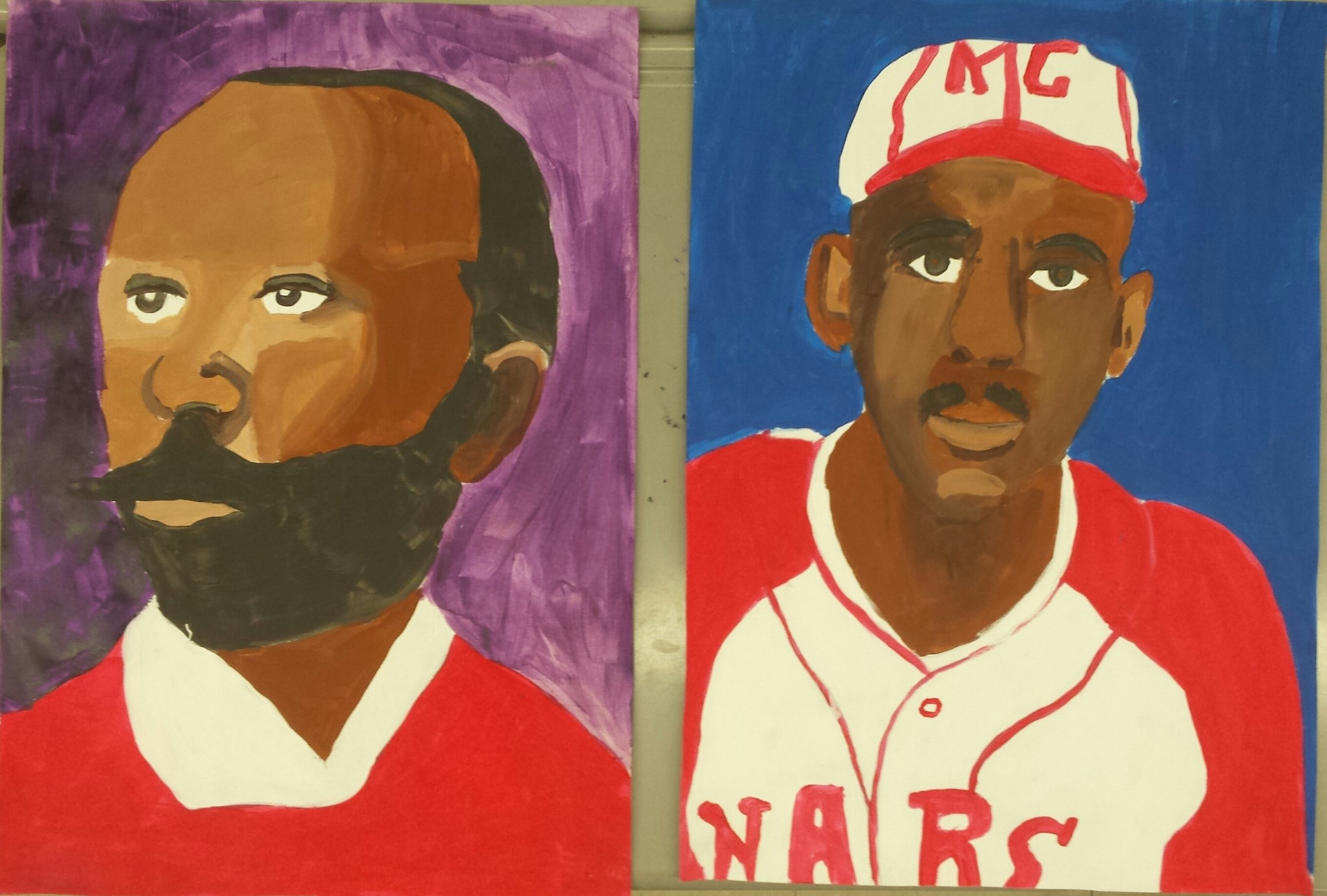 Horace Pippin Portraits