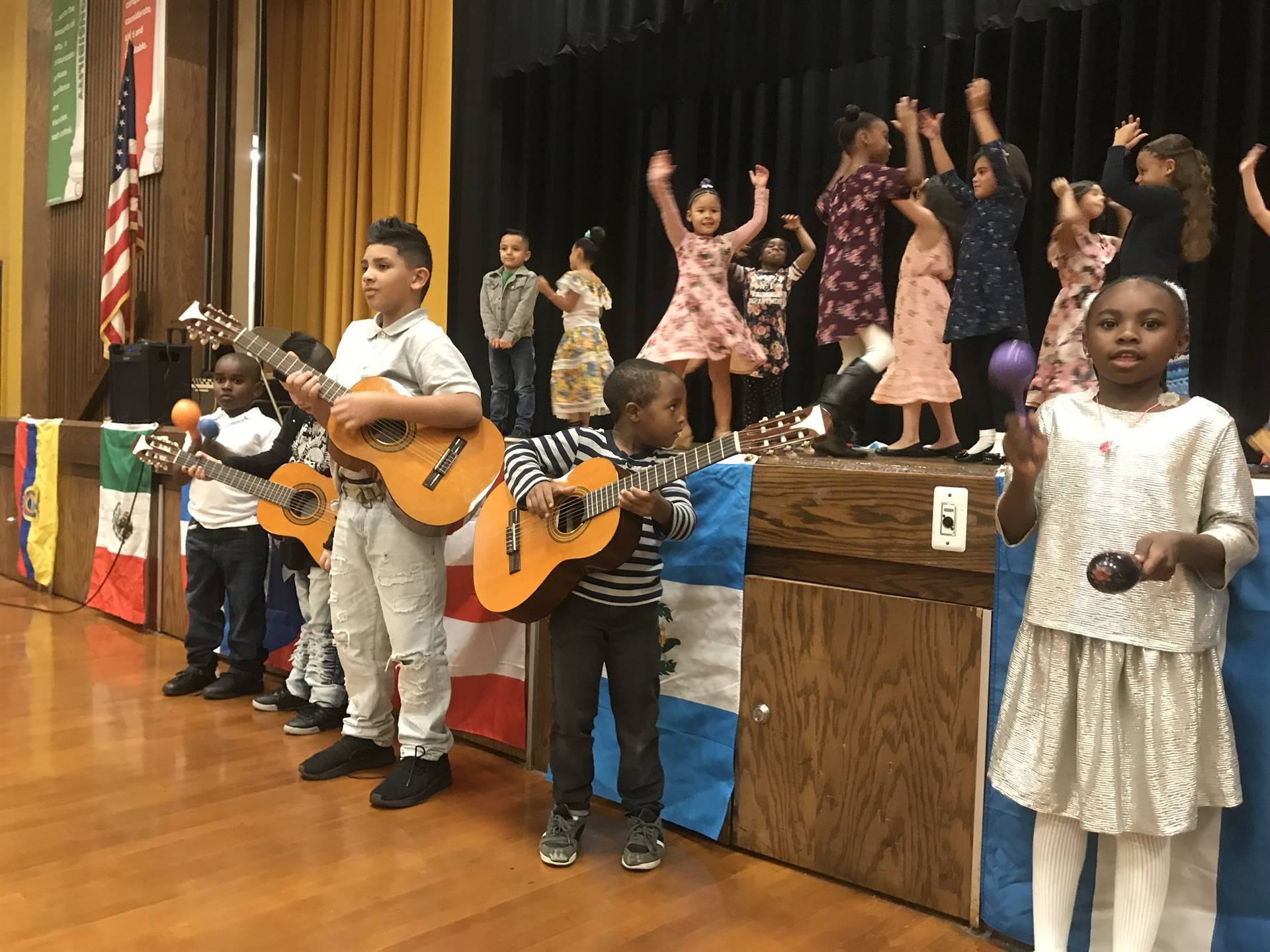 Spanish Heritage Celebration at Mott 2018