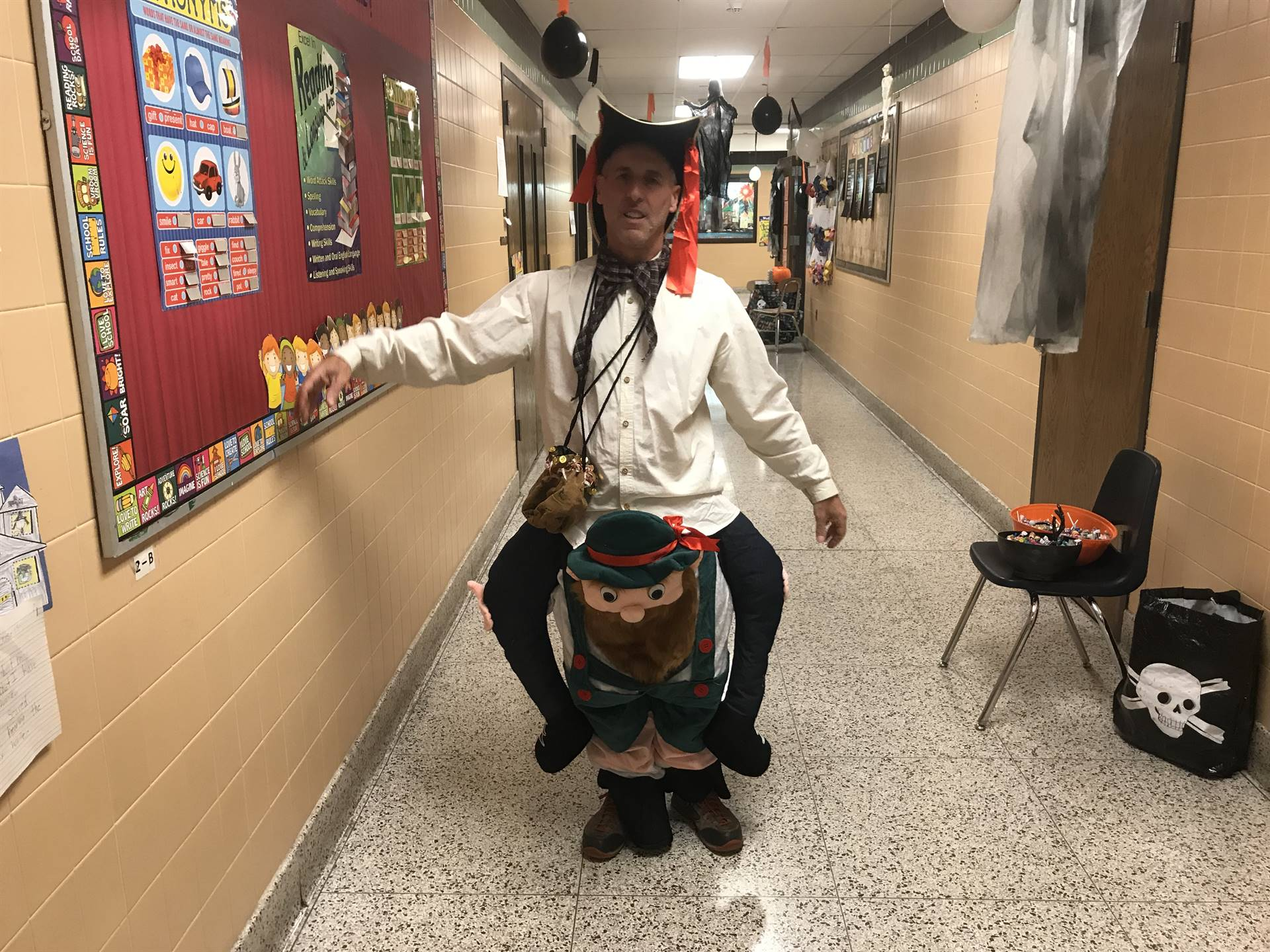Haunted Hallways 2018