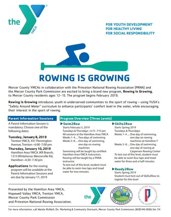 Rowing is Growing
