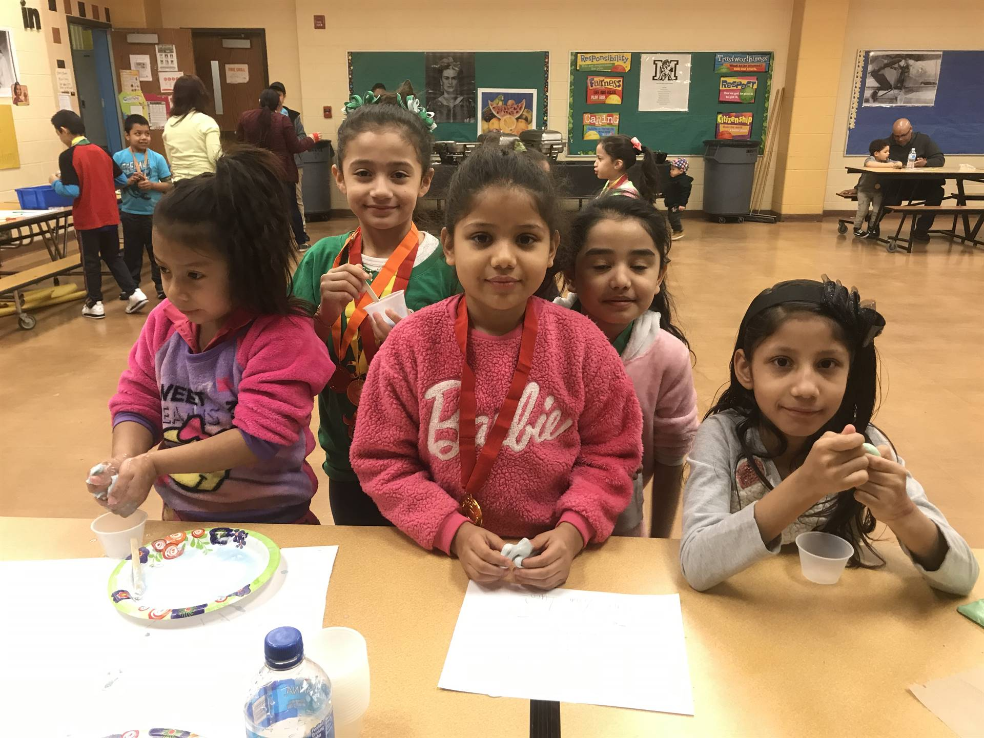 Math Night at Mott