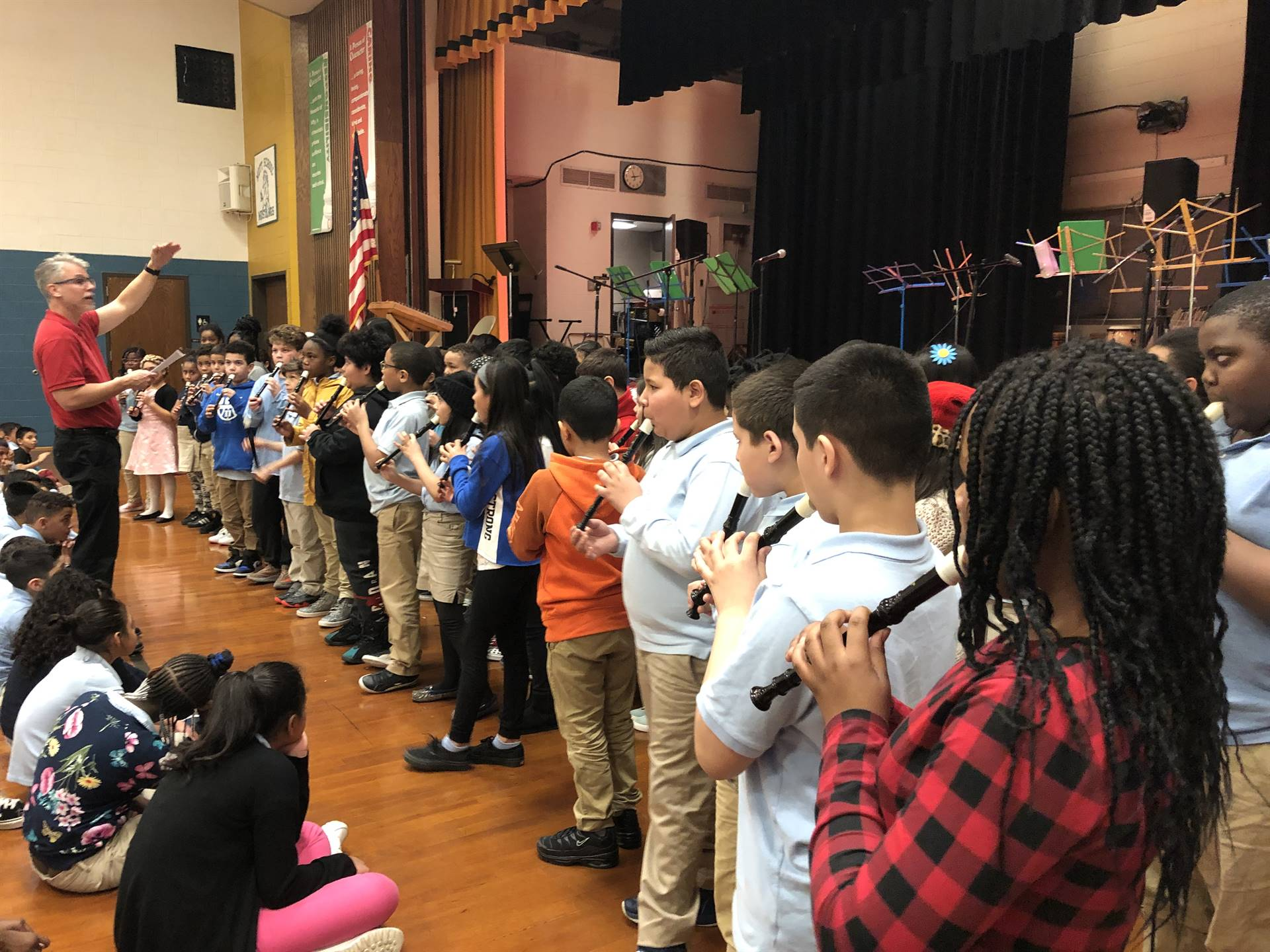 Holiday Performance at Mott