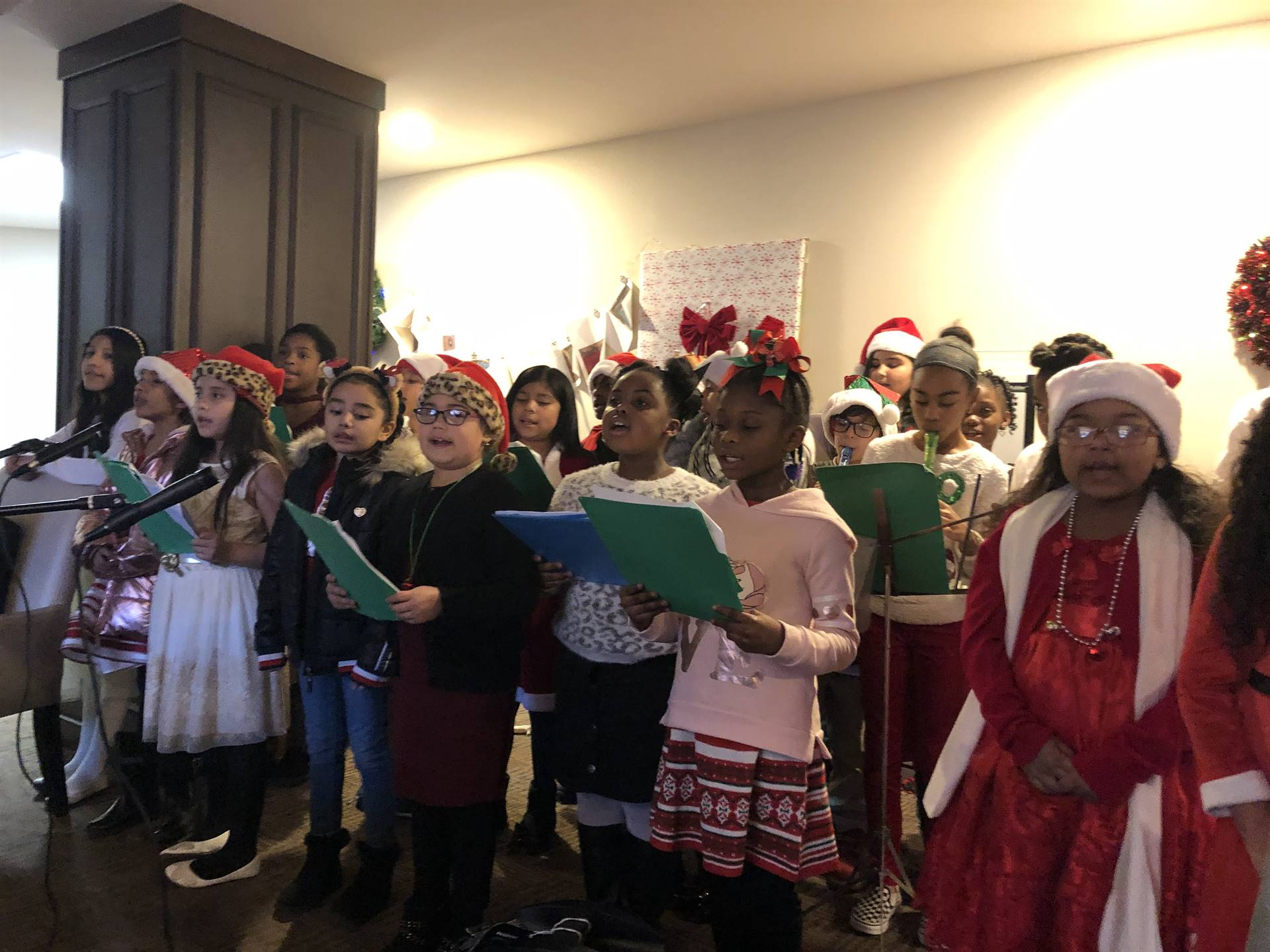 Holiday Performance at South Village
