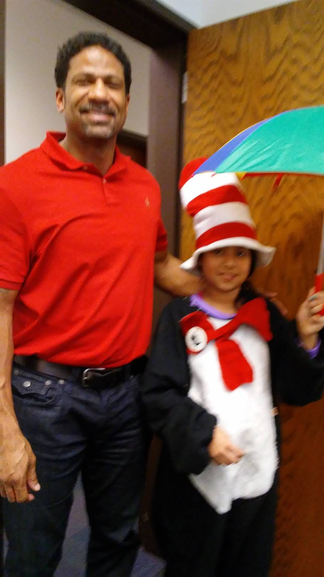 Dr. Seuss Week Celebration