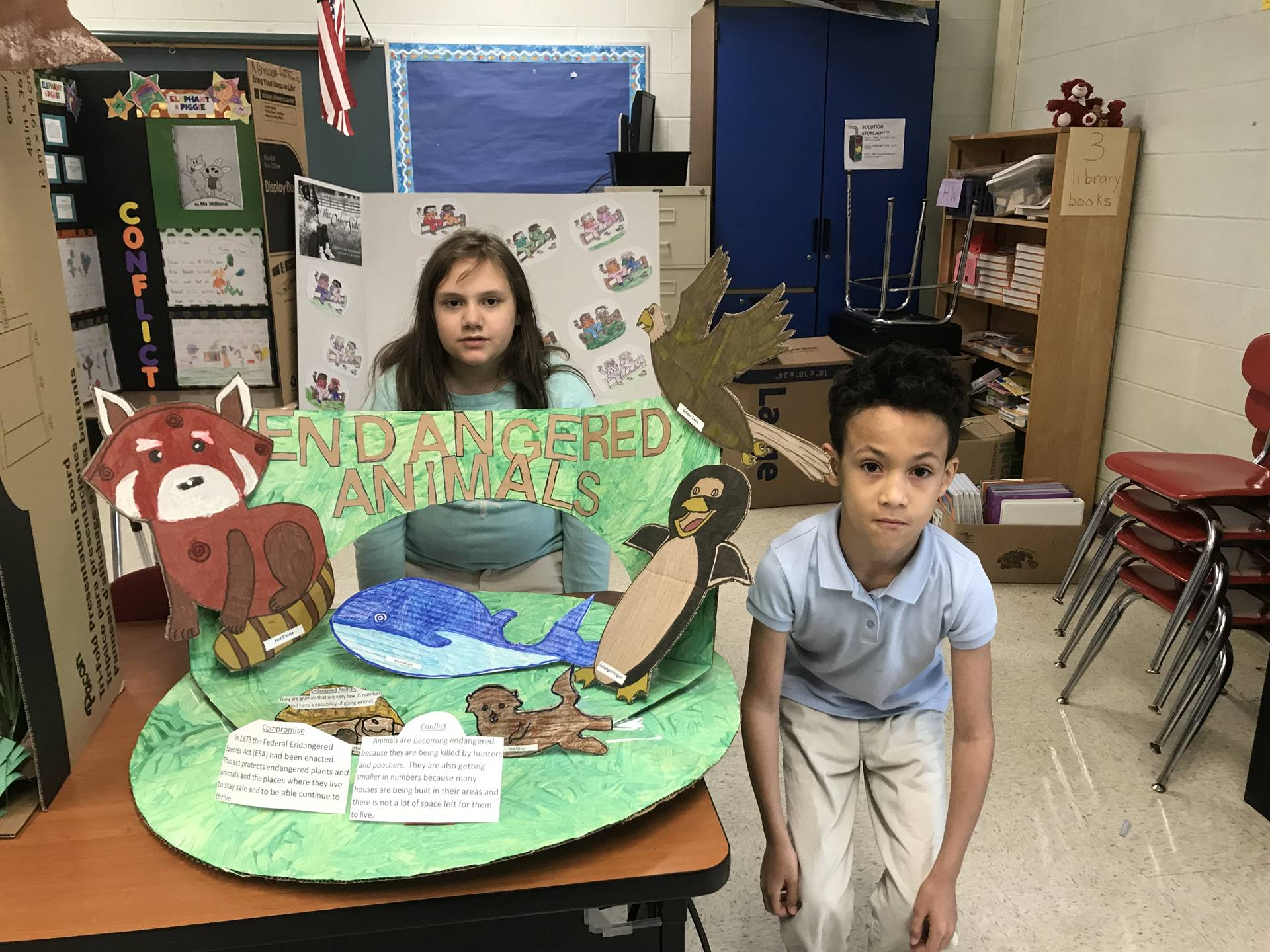 Our Class Project