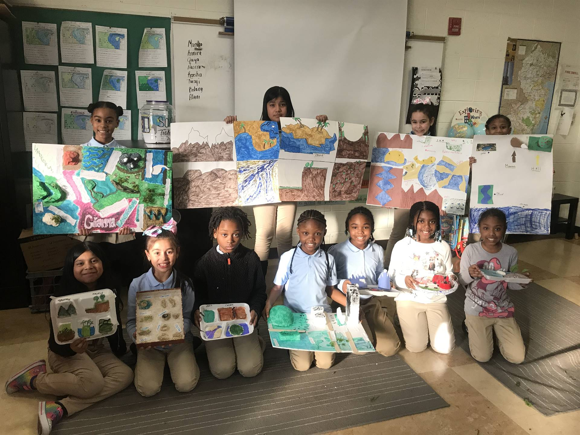 Our Class Projects