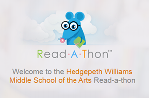 Hedgepeth/Williams - Read-A-Thon Link