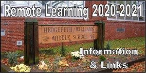Remote Learning 2020-21 Link