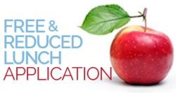 Online Application for Free and Reduced Lunch